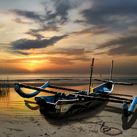 by Abhirama Arro - Transportation Boats