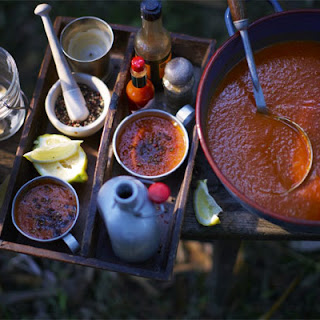 Bloody Mary Tomato Soup Recipes