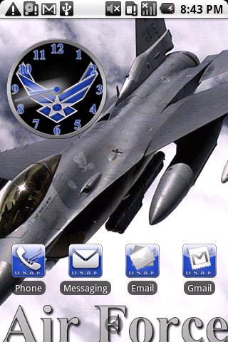 Air Force Theme