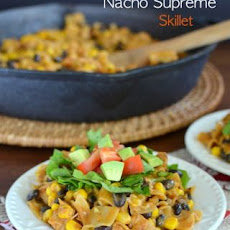 Chicken Nacho Supreme Skillet