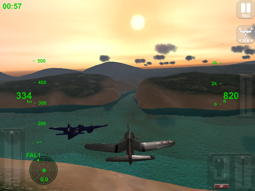 Historical Landings - screenshot