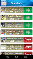 Screenshot of Concurso Público