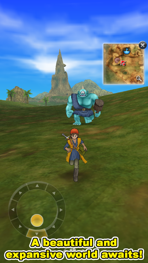 DRAGON QUEST VIII Screenshot 2