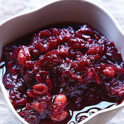 Cranberry-Apple Chutney