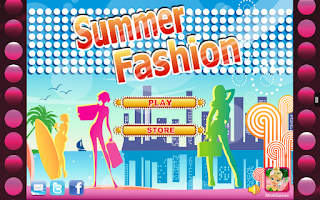 Screenshot of Summer Fashion