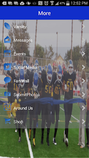 Garey High Football - screenshot