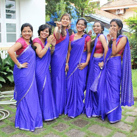 Bridesmaids by Rishika Korada - Wedding Groups