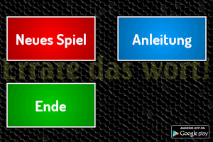 Screenshot of Errate das Wort! (Heads Up)