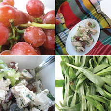 Tarragon Chicken Salad (by Ed Droste)