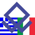 Italian Greek Dictionary icon