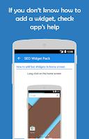 Screenshot of SWP: Seo widget pack