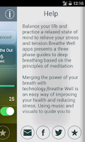Screenshot of Breathe Well