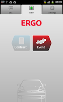 Screenshot of Insurance In Phone - Ergo