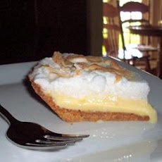 Lemon Icebox Pie I
