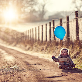 Isaac in the Lane by Claire Conybeare - Chinchilla Photography - Babies & Children Toddlers