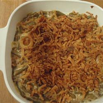 Never Enough Green Bean Casserole