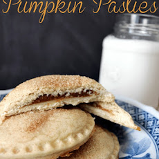{Harry Potter Inspired} Pumpkin Pasties