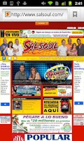 Screenshot of Salsoul