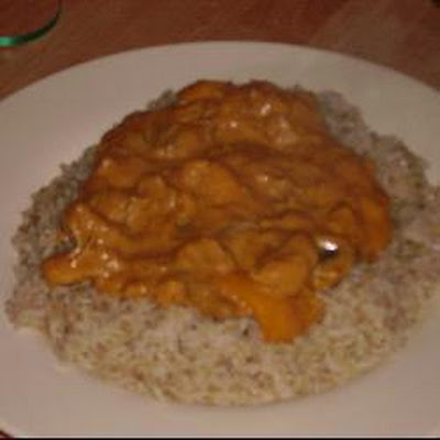 Low-fat Chicken Korma