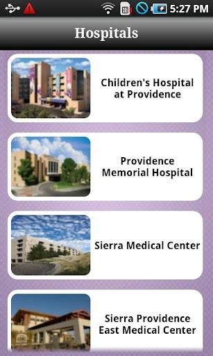 Sierra Providence Health