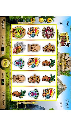 Royal Mayan Vegas Slot Machine