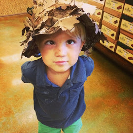What a hat! by Ellen Etzler - Instagram & Mobile iPhone
