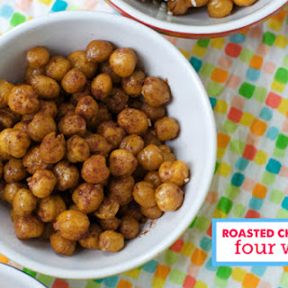 Roasted Chickpeas (Master Recipe)