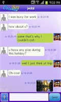Screenshot of CoconutBoy - Gay chat, date