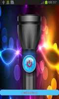 Screenshot of Linterna Flashlight Premium