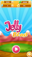 Screenshot of Jelly Blast
