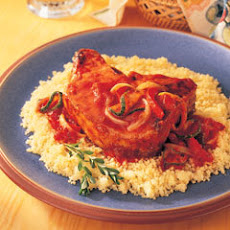 Italian-glazed Pork Chops