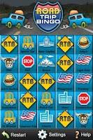 Screenshot of RoadTripBingo