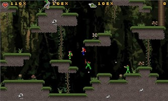 Screenshot of Jungle Mayhem