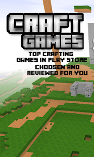 CRAFT GAMES - screenshot