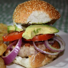 Gourmet Chicken Burger (Australia)