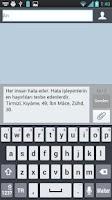 Screenshot of 40 Hadis - Hadis-i Şerifler HD
