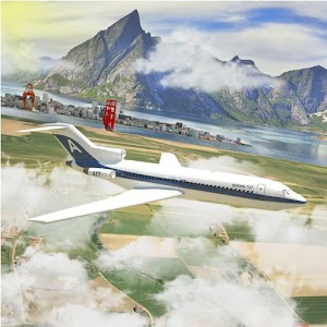 Real Airplane Simulator 3D For PC / Windows 7/8/10 / Mac – Free Download