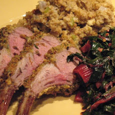 Easy, Fancy Rack of Lamb
