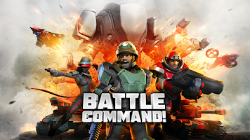 Screenshot of Battle Command!