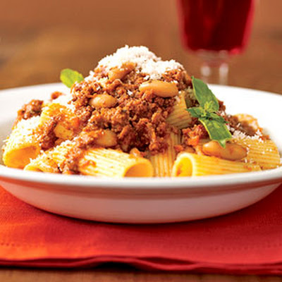 Beef Ragu with Beans