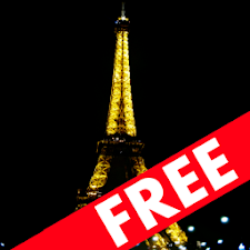 Paris Eiffel LIVE Wallpaper