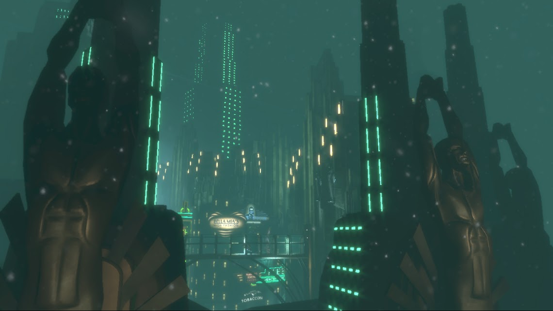 BioShock updated by 2K Boston