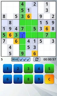 Sudoku Mania - screenshot