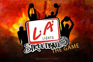 Screenshot of LA-LIGHTS STREET BALL