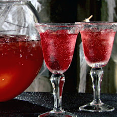 Dragon's Blood Punch (non-alcoholic)
