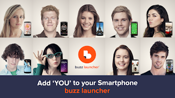 Screenshot of Buzz Launcher