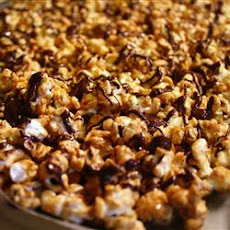 Caramel Chocolate Corn