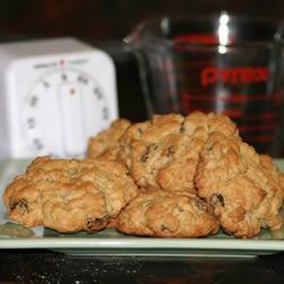 Buttermilk Oatmeal Cookies