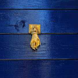 Blue&Gold by Dalia Kager - Buildings & Architecture Architectural Detail