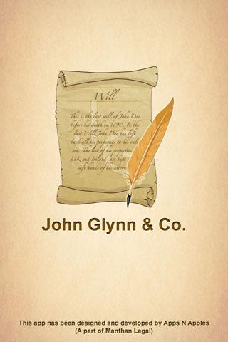 Glynn Will Planner